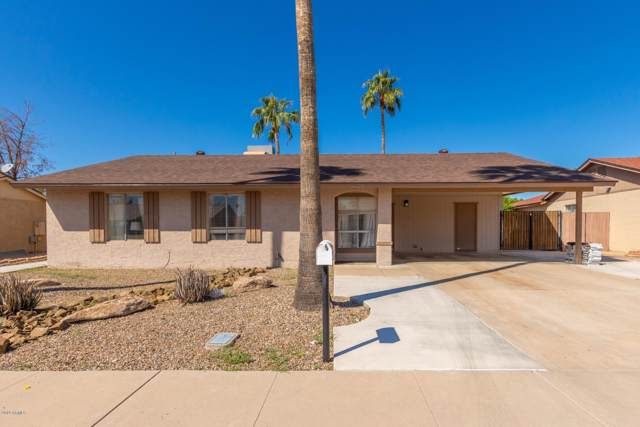 6422 W Carol Avenue, Glendale, AZ 85302 (MLS #5992288) :: The Kenny Klaus Team