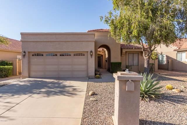 25446 S Spring Creek Road, Sun Lakes, AZ 85248 (MLS #5992544) :: Revelation Real Estate