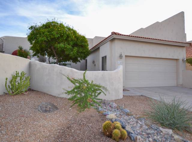 8743 E Sandtrap Court, Gold Canyon, AZ 85118 (MLS #5992717) :: The Kenny Klaus Team