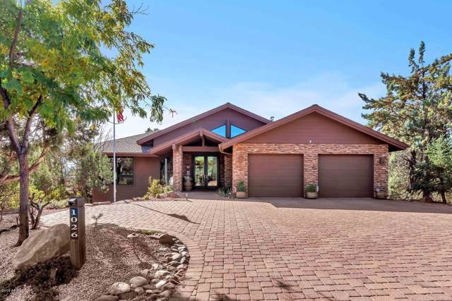 1026 N Scenic Drive, Payson, AZ 85541 (MLS #5992913) :: Arizona 1 Real Estate Team