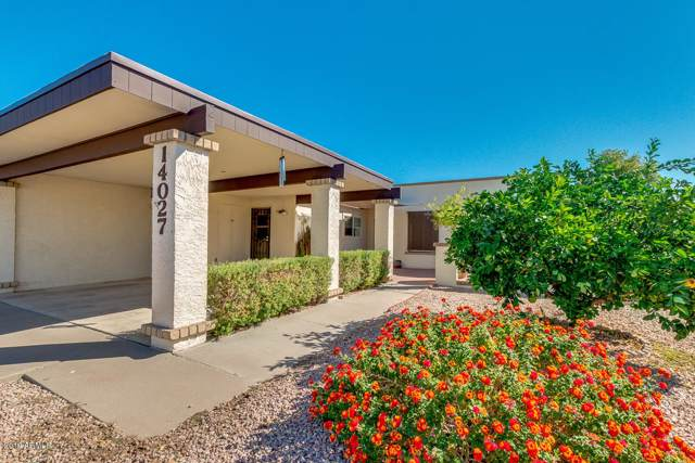 14027 N 30TH Drive, Phoenix, AZ 85053 (MLS #5993164) :: Yost Realty Group at RE/MAX Casa Grande