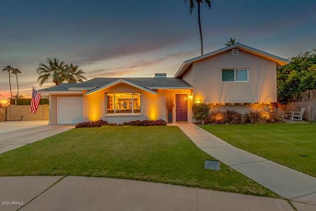 6408 N 83RD Street, Scottsdale, AZ 85250 (MLS #5993220) :: Brett Tanner Home Selling Team