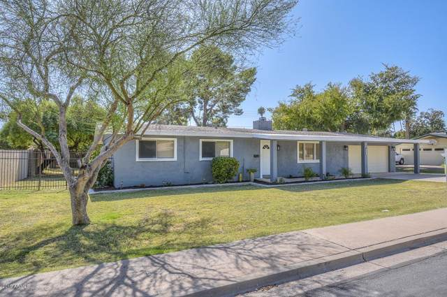 1021 E 3RD Place, Mesa, AZ 85203 (MLS #5993520) :: The Pete Dijkstra Team