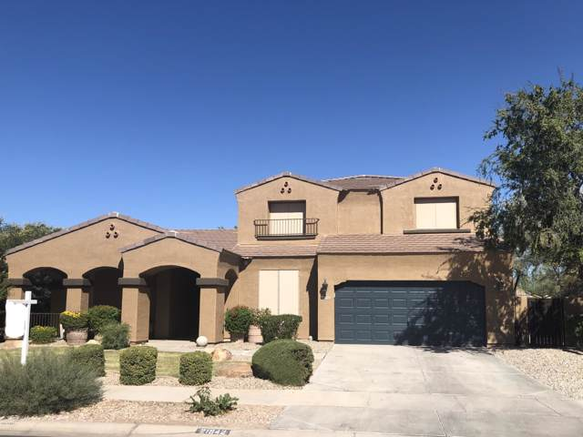 21942 E Cherrywood Drive, Queen Creek, AZ 85142 (MLS #5993677) :: BIG Helper Realty Group at EXP Realty