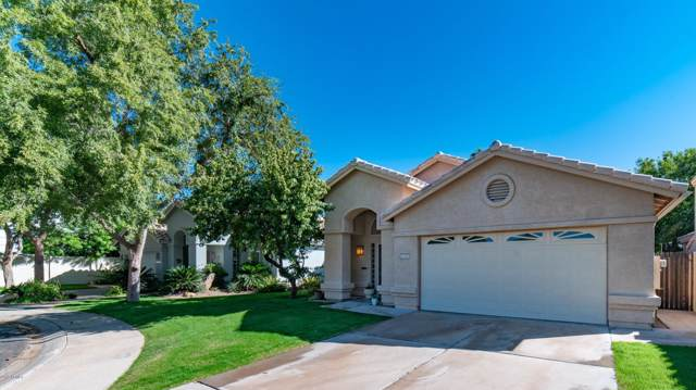 4345 N 32ND Way, Phoenix, AZ 85018 (MLS #5993834) :: The W Group
