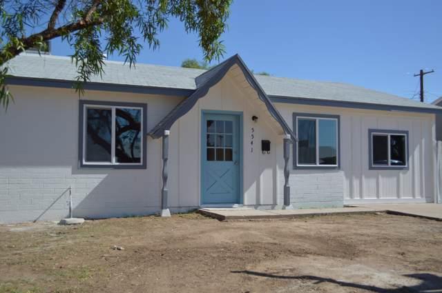 5541 N 63RD Drive, Glendale, AZ 85301 (MLS #5993888) :: The Kenny Klaus Team