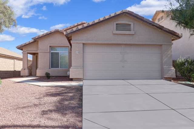 25 S 229TH Drive, Buckeye, AZ 85326 (MLS #5994037) :: Brett Tanner Home Selling Team