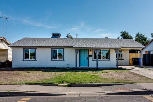 1861 N 63RD Avenue, Phoenix, AZ 85035 (MLS #5994059) :: Brett Tanner Home Selling Team