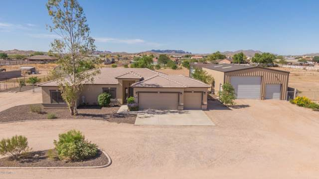 28000 N Edwards Road, San Tan Valley, AZ 85143 (MLS #5994227) :: Revelation Real Estate