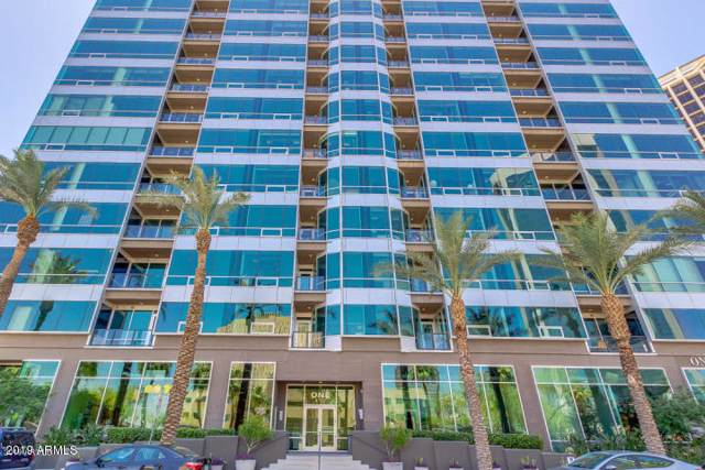 1 E Lexington Avenue #204, Phoenix, AZ 85012 (MLS #5994419) :: Santizo Realty Group