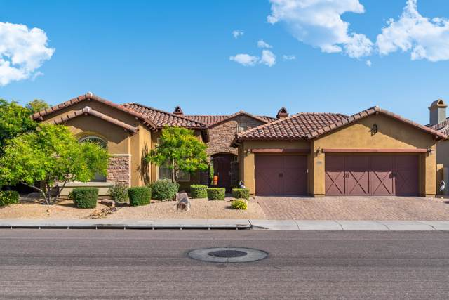 23121 N 39TH Place, Phoenix, AZ 85050 (MLS #5994432) :: The Pete Dijkstra Team