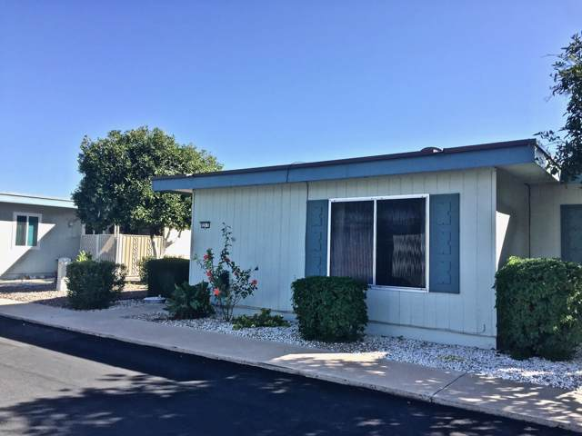13223 N 98TH Avenue F, Sun City, AZ 85351 (MLS #5994453) :: Santizo Realty Group