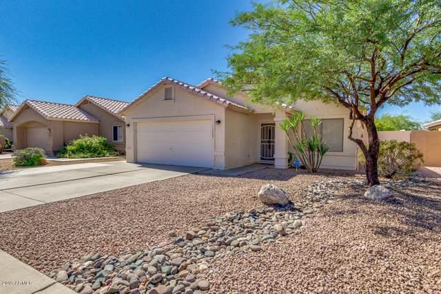 13668 N 73RD Drive, Peoria, AZ 85381 (MLS #5994565) :: Devor Real Estate Associates