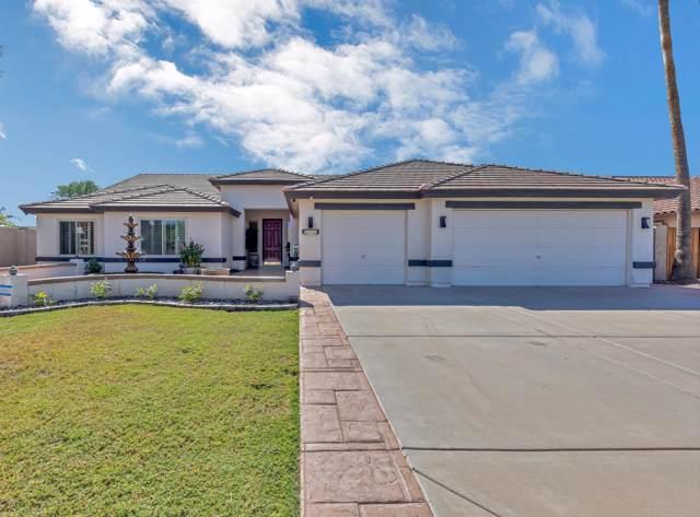 2313 E Knoll Circle, Mesa, AZ 85213 (MLS #5994681) :: Riddle Realty Group - Keller Williams Arizona Realty