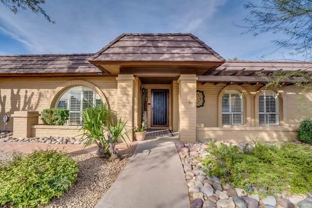 13602 N 58TH Place, Scottsdale, AZ 85254 (MLS #5994940) :: The Kenny Klaus Team