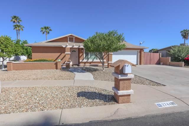 2744 W Junquillo Circle, Mesa, AZ 85202 (MLS #5995095) :: The Pete Dijkstra Team