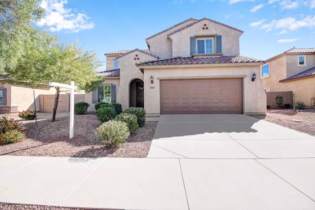 17543 W Buckhorn Trail, Surprise, AZ 85387 (MLS #5995334) :: Riddle Realty Group - Keller Williams Arizona Realty