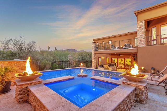 6835 E Stevens Road, Cave Creek, AZ 85331 (MLS #5995358) :: Openshaw Real Estate Group in partnership with The Jesse Herfel Real Estate Group