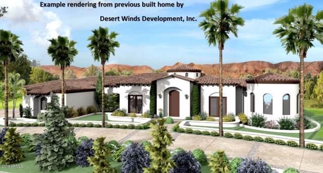 6129 E Via Estrella Avenue, Paradise Valley, AZ 85253 (MLS #5995467) :: The Kenny Klaus Team