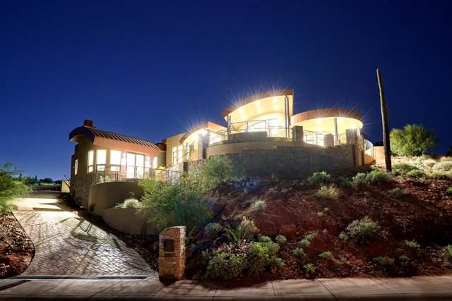 9550 N Rock Ridge Trail, Fountain Hills, AZ 85268 (MLS #5995992) :: The Kenny Klaus Team
