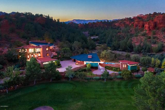 1296 Verde Valley School Road, Sedona, AZ 86351 (MLS #5996237) :: The Kenny Klaus Team