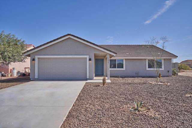 15981 S Animas Road, Arizona City, AZ 85123 (MLS #5996865) :: Team Wilson Real Estate