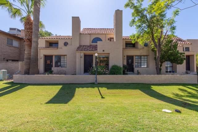 1025 E Highland Avenue #41, Phoenix, AZ 85014 (MLS #5997076) :: The Laughton Team