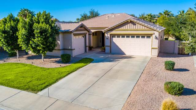 1464 E Birdland Drive, Gilbert, AZ 85297 (MLS #5997163) :: Revelation Real Estate
