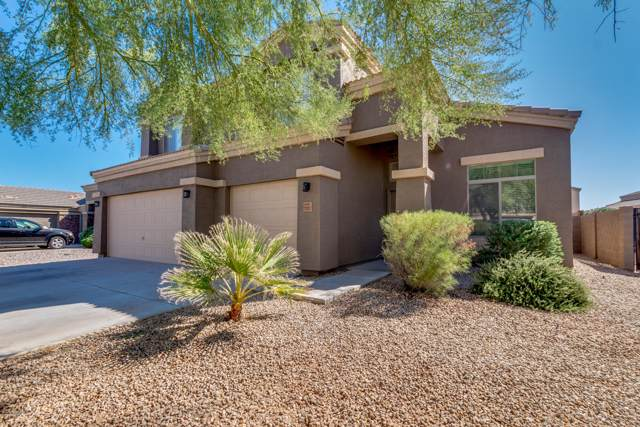 1741 E Oquitoa Drive, Casa Grande, AZ 85122 (MLS #5997228) :: The Kenny Klaus Team