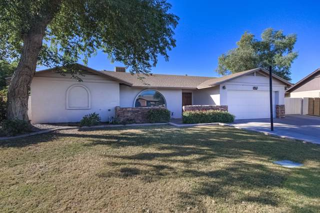 1127 W Isabella Avenue, Mesa, AZ 85210 (MLS #5997354) :: Brett Tanner Home Selling Team
