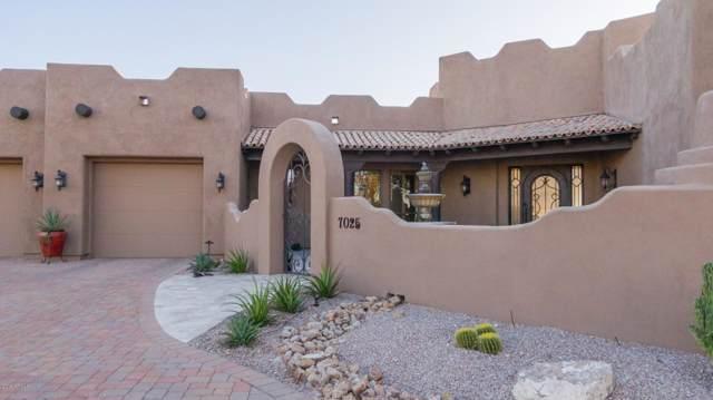7025 E Summit Trail Circle, Mesa, AZ 85207 (MLS #5997431) :: The Kenny Klaus Team