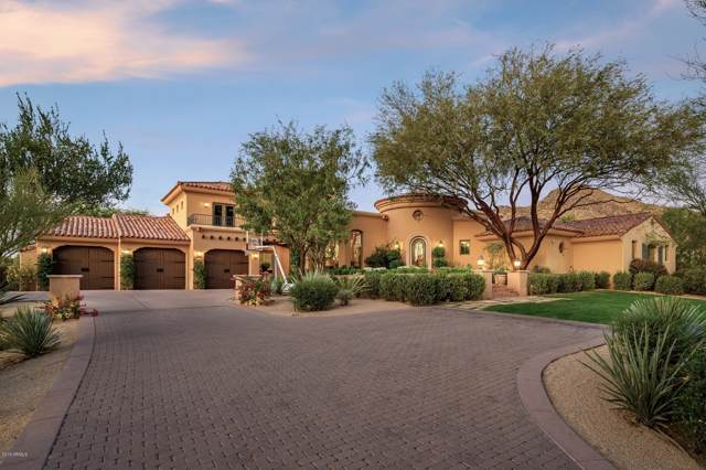 9820 E Thompson Peak Parkway #716, Scottsdale, AZ 85255 (MLS #5997690) :: The Laughton Team