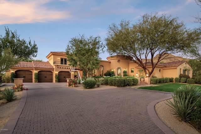 9820 E Thompson Peak Parkway #716, Scottsdale, AZ 85255 (MLS #5997690) :: Lux Home Group at  Keller Williams Realty Phoenix