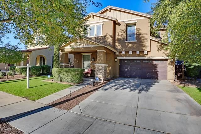 2225 N Park Meadows Drive, Buckeye, AZ 85396 (MLS #5997707) :: Selling AZ Homes Team