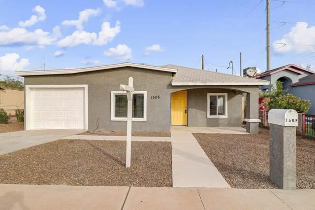 1506 W Hadley Street, Phoenix, AZ 85007 (MLS #5998847) :: The Kenny Klaus Team