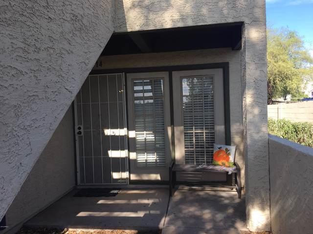 30 E Brown Road #1014, Mesa, AZ 85201 (MLS #5999313) :: The W Group