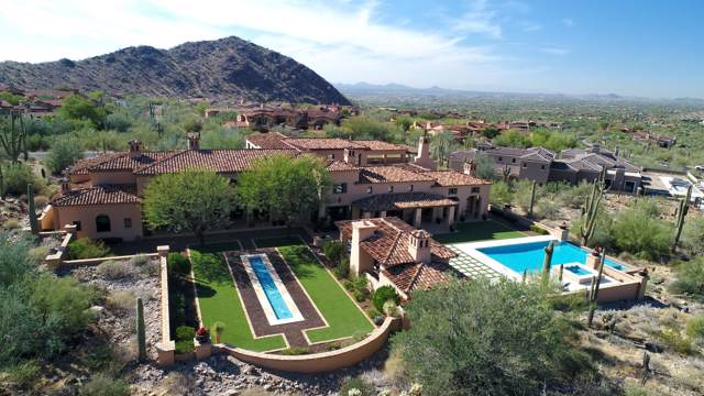 11038 E Saguaro Canyon Trail, Scottsdale, AZ 85255 (MLS #5999477) :: The Kenny Klaus Team