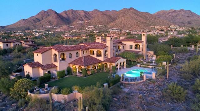 10835 E Mountain Spring Road, Scottsdale, AZ 85255 (MLS #5999488) :: The Kenny Klaus Team