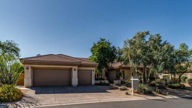 6461 E Crested Saguaro Lane, Scottsdale, AZ 85266 (MLS #5999551) :: The Luna Team