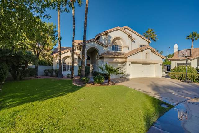 2332 E Beachcomber Drive, Gilbert, AZ 85234 (MLS #5999672) :: The Kenny Klaus Team