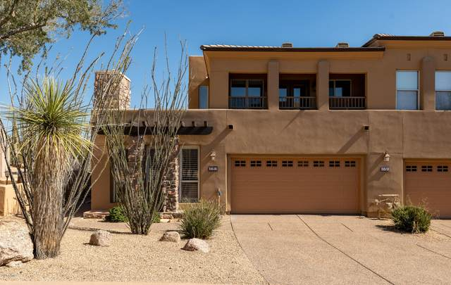 28990 N White Feather Lane #168, Scottsdale, AZ 85262 (MLS #6000188) :: Riddle Realty Group - Keller Williams Arizona Realty