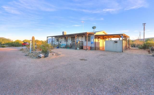 55830 W Ivory Road, Maricopa, AZ 85139 (MLS #6000771) :: Conway Real Estate
