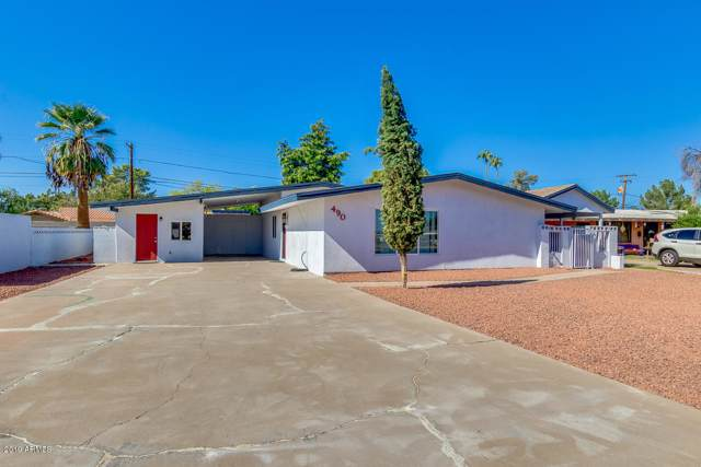 490 N Evergreen Street, Chandler, AZ 85225 (MLS #6001055) :: The Kenny Klaus Team