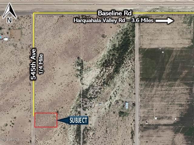 7845 S 545th Avenue, Tonopah, AZ 85354 (MLS #6001075) :: neXGen Real Estate