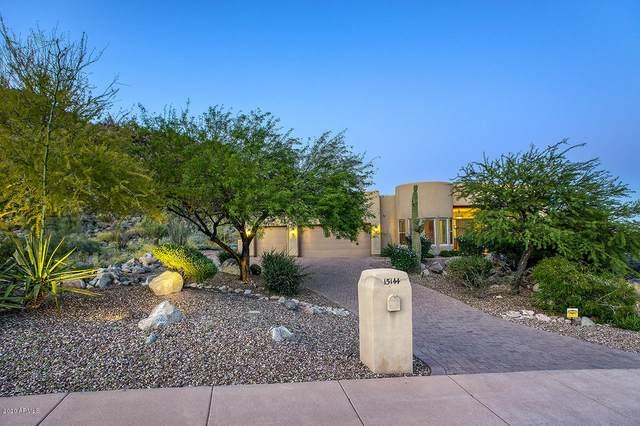 15144 E Sunburst Drive, Fountain Hills, AZ 85268 (MLS #6001076) :: Conway Real Estate