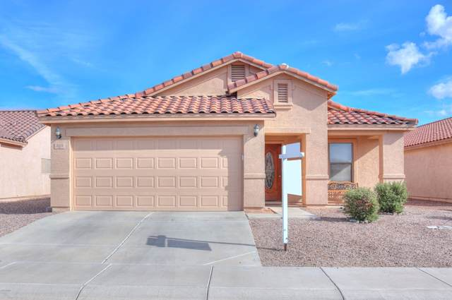 525 W Jardin Loop, Casa Grande, AZ 85122 (MLS #6001240) :: The Kenny Klaus Team
