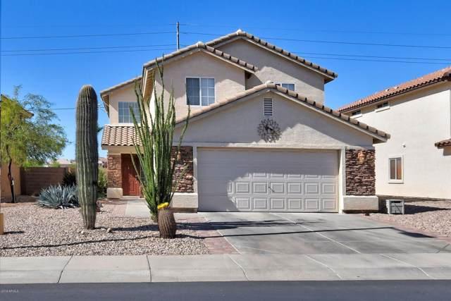 22 N 226TH Lane, Buckeye, AZ 85326 (MLS #6001328) :: The Kenny Klaus Team