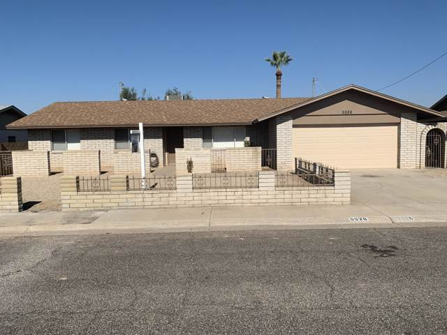 5526 W Frier Drive, Glendale, AZ 85301 (MLS #6001443) :: The Kenny Klaus Team