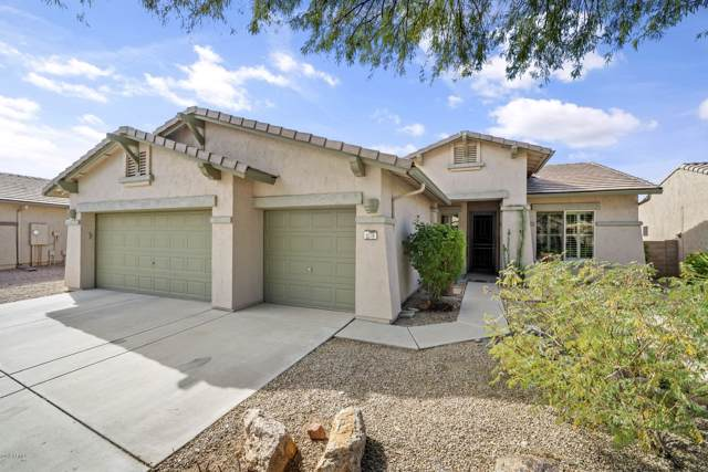8238 S Bluff Springs Court, Gold Canyon, AZ 85118 (MLS #6001885) :: Dijkstra & Co.