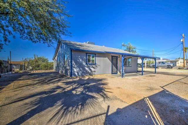 108 S Ocotillo Drive, Apache Junction, AZ 85120 (MLS #6002567) :: Riddle Realty Group - Keller Williams Arizona Realty